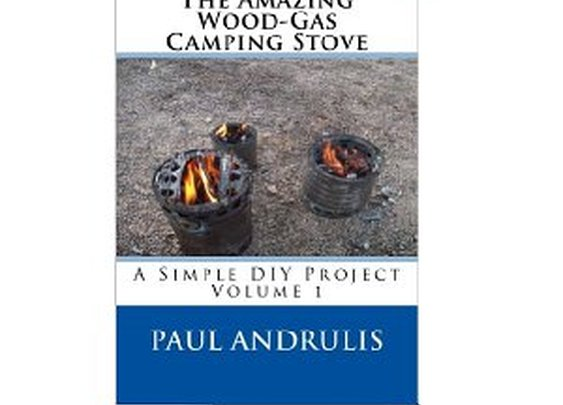 Free Kindle Book - The Amazing Wood-Gas Camping Stove (A Simple DIY Project) | Your Camping Expert