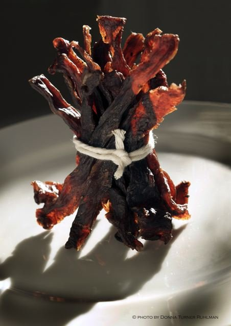 Jerky. Almost better than bacon.