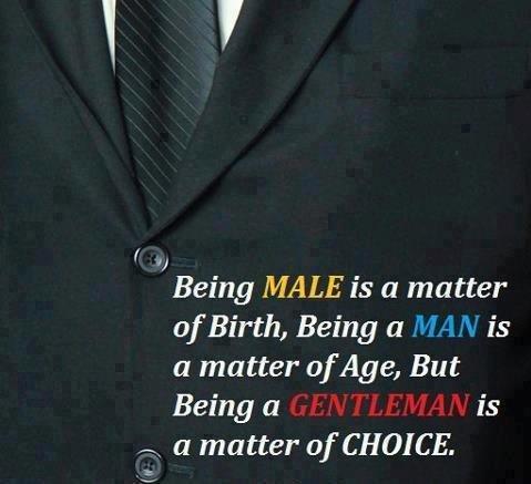 Gentlemen...