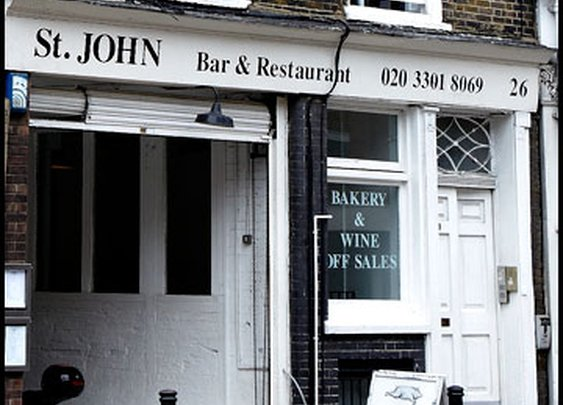 St. JOHN Bar and Restaurant SMITHFIELD | St. JOHN Restaurant