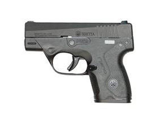 Beretta Nano 9x19mm Fixed Sight