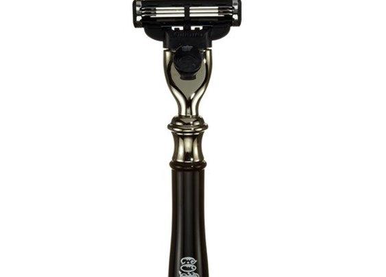 C.O. Bigelow Premium Razor for Mach 3-  Ebony - Shaving - Men
