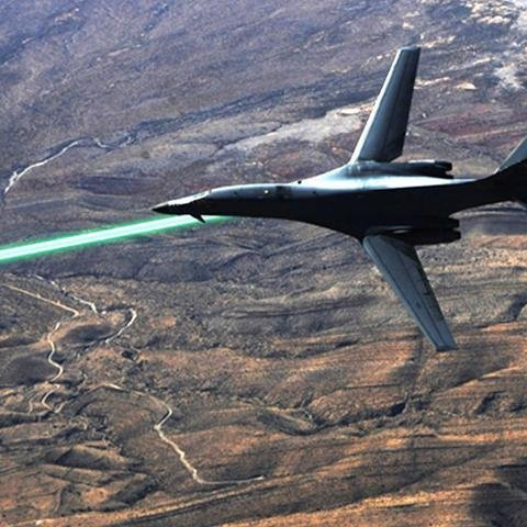 Star Wars-Style Lasers Will be on Fighter Jets in 2014