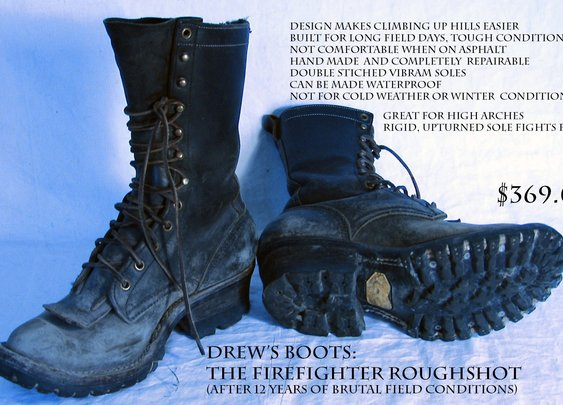 The Three Best Boots for Tough Outdoor Field Work