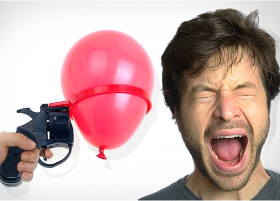 WATER BALLOON RUSSIAN ROULETTE