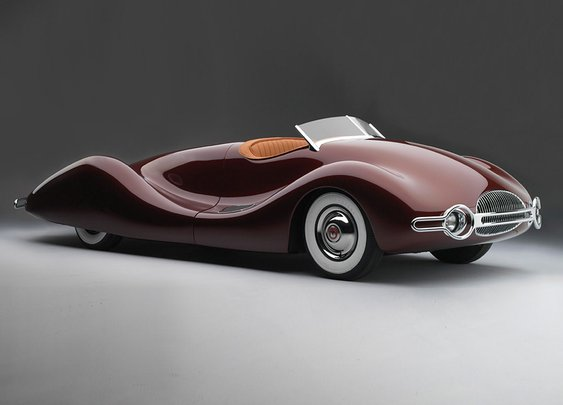 Norman E. Timbs Buick Streamliner - Supercars.net