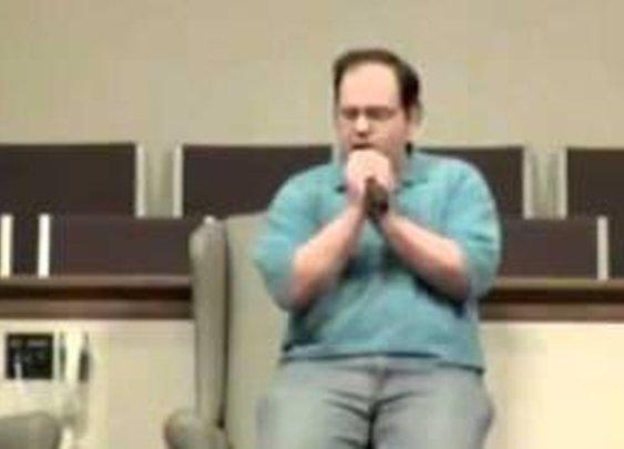 Worst Church Singer Ever (Original) - YouTube