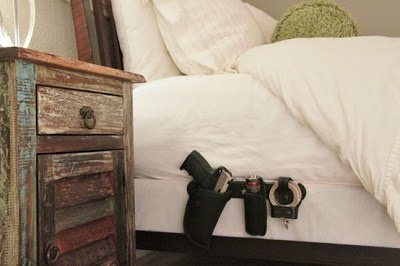 Neat Bedside Holster
