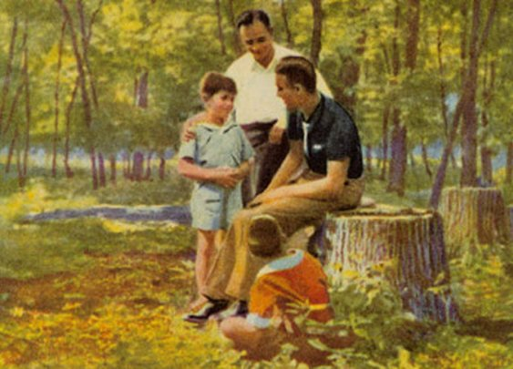 Coming of Age and Male Rites of Passage | The Art of Manliness