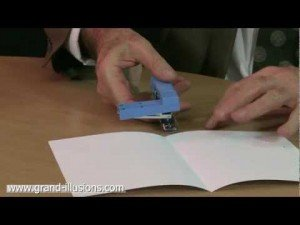 Two Unusual (and useful) Staplers