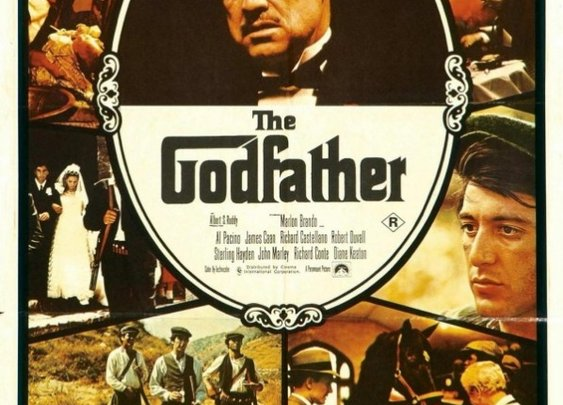 The Godfather vintage poster - Retronaut