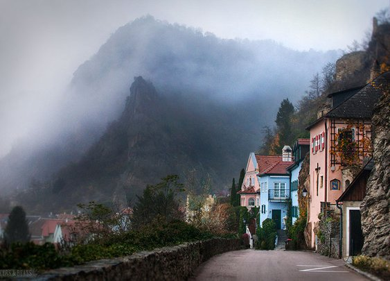 Photo Essay of Durnstein, Germany. Part of Gate 1 cruise