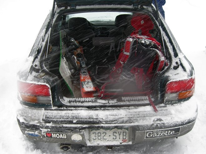 PROVEN: 1996 Subaru Outback Impreza | Adventure Journal