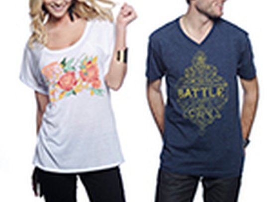 Sevenly Cause & Charity T-shirts - This week fighting childhood cancers