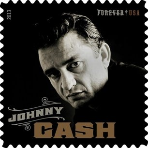 Johnny Cash to Be Honored With Postage Stamp | Music News | Rolling Stone