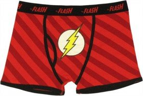 DC Comics Flash Red Boxers