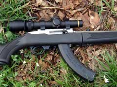 Ruger 10/22-TD Take-Down 22 Semi-Automatic Rifle
