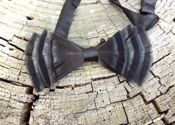 Noir by Jacobsbowties on Etsy