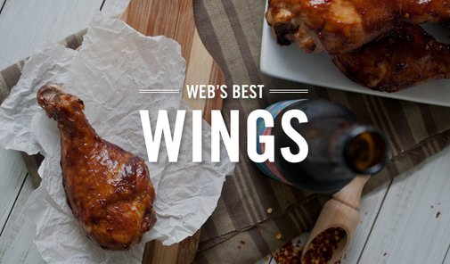 Web's Best: Wings | Cool Material