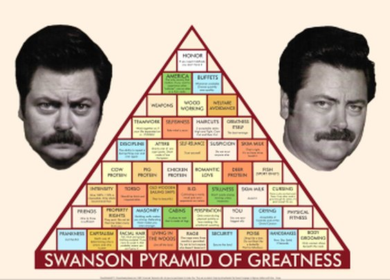 Wisdom From Ron Swanson