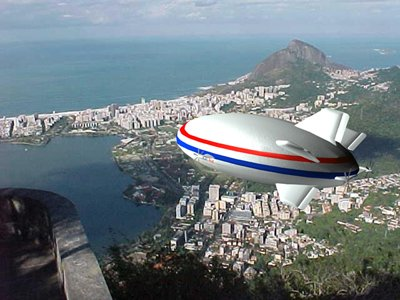 "HowStuffWorks ""How the Aeroscraft Will Work"""