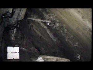 Underneath a Glacier: Time Lapse