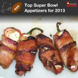 Super Bowl Top Picks: Football Appetizers