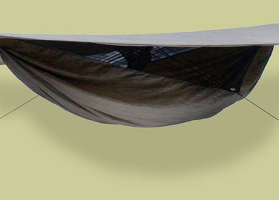 Explorer Deluxe Asym Classic: Product Specs -- Hennessy Hammock