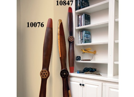 Vintage Wooden Propeller (6 ft.) - Sporty's Wright Bros