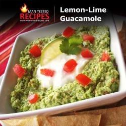 Lemon-Lime Guacamole