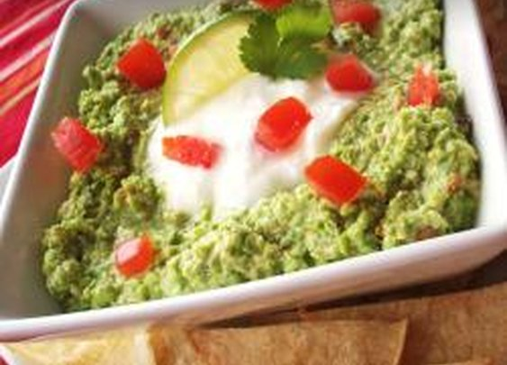 Lemon-Lime Guacamole