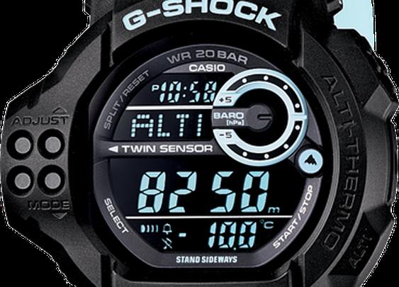 Limited - GDF100BTN-1   Casio - G-Shock