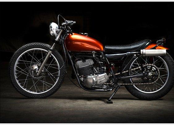 '74 Yamaha