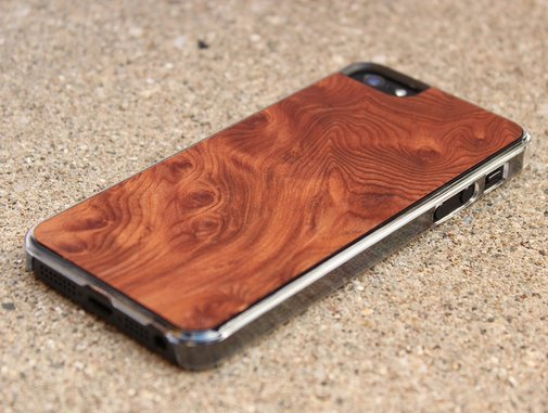 Redwood Burl - iPhone 5 Clear Case - iPhone 5 Clear Case - Shop  | Wood iPhone Skins & Cases