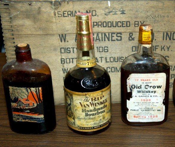 Old Whiskey Romance
