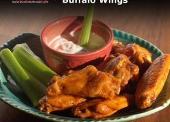 Easy and Delicious Buffalo Wings