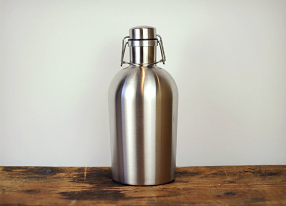 Stainless Steel Growler | Cool Material