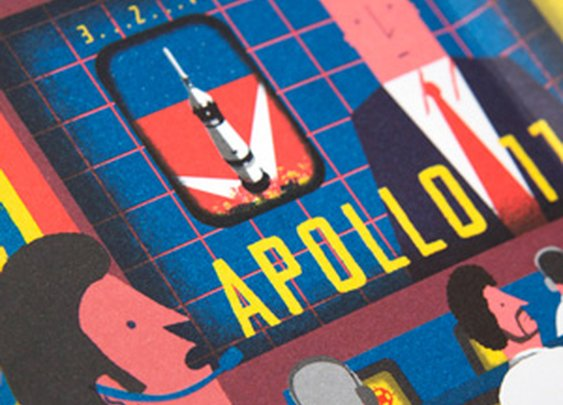 An illustrated chronicle of the Space Race | Brain Pickings