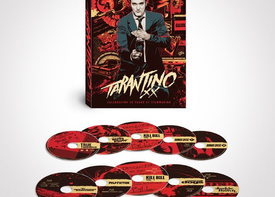 Tarantino XX Blu-ray Set
