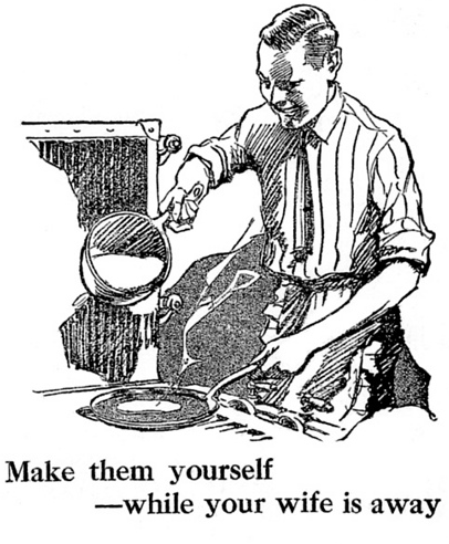 Breakfast Recipes: 5 Manly Breakfasts to Fill Your Belly   The Art of Manliness