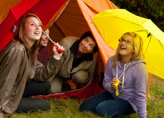 How To Camp In The Rain | Your Camping Expert
