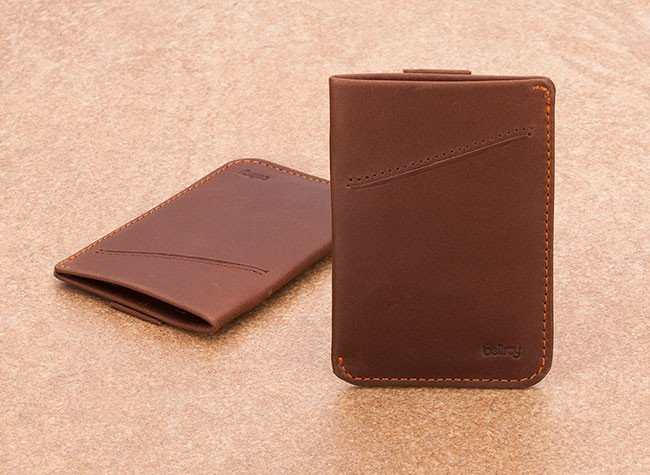 Card Sleeve Wallet - Slim Leather Wallets by Bellroy