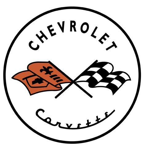 A Visual History of Corvette Logos // Core77