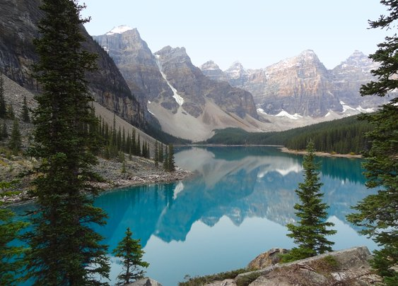 Canada – The Emerald Lakes And Peaks Of Banff | Baldhiker