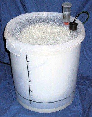 Prepper Ideas  » Blog Archive   » DIY  Plastic Bucket Still for Making Spirits