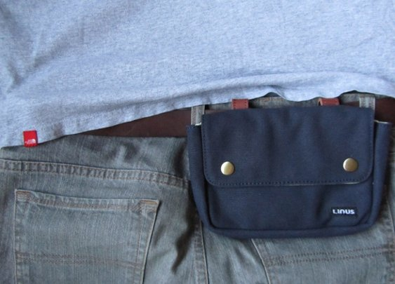 Linus Pouch - cycling accessory