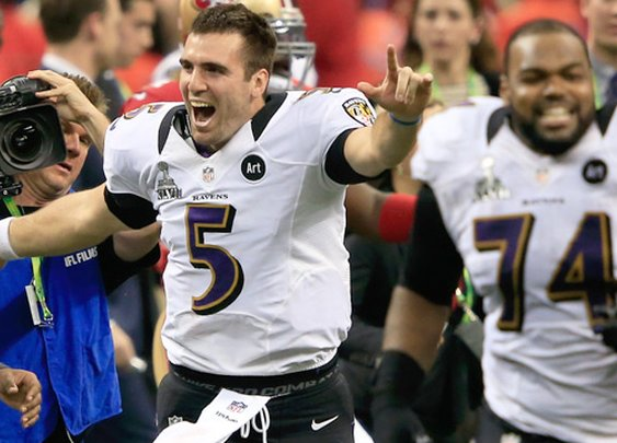 Bill Barnwell puts the Ravens win in perspective - Grantland
