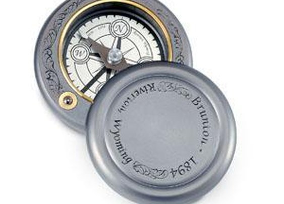 Gentleman's Pocket Compass