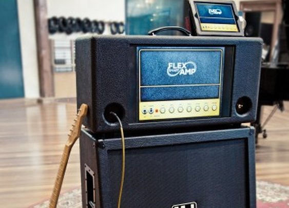 Flex SmartAmp takes a best-of-both-worlds approach to guitar amplification