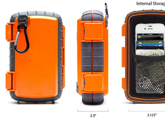 Huckberry | Ecoxgear | Ecoxpro (Orange)